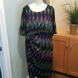 *Connected Woman Dress, Size 22W